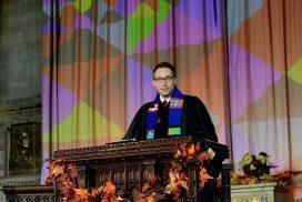 Sunday September 19, 2021 'The Spiritual Traps of Individualism' Rev. Schuyler Vogel